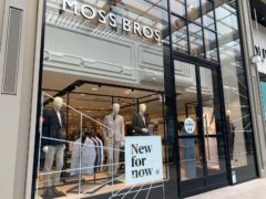 Moss Bros is launching a subscription service (Moss Bros/PA)