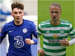 Billy Gilmour (left) earned a call-up while Leigh Griffiths (right) missed out (John Walton/Andrew Milligan/PA)