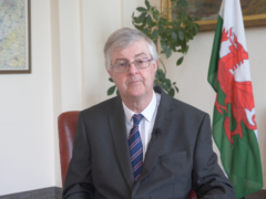 First Minister for Wales Mark Drakeford (Welsh Government/PA)