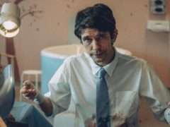 Ben Whishaw as Adam (Sister/Anika Molnar/PA)