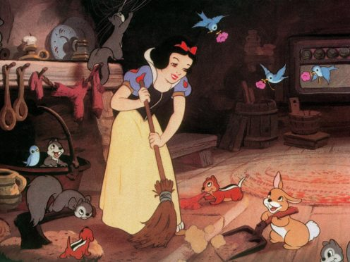 Disney has revealed which actress will star in its live-action adaptation of Snow White (KPA/PA)