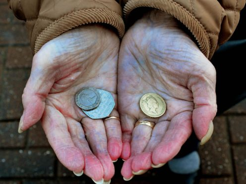 A perfect pensions storm is brewing which could lead to younger generations dropping out and having inadequate incomes in later life, according to the Public Accounts Committee (Rui Vieira/PA)