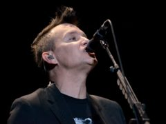 Blink-182 star Mark Hoppus has revealed he is fighting cancer (Lewis Stickley/PA)