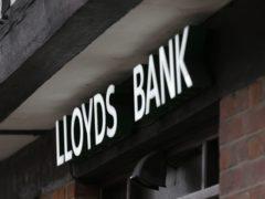 Lloyds said 29 Lloyds Bank and 15 Halifax branches would close (Jonathan Brady/PA)