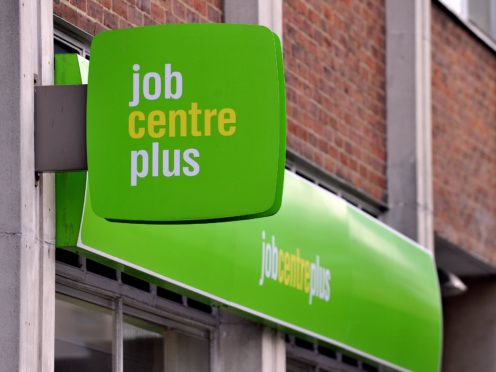 The number of job adverts has increased to levels not seen since before the first national lockdown, a report shows (PA)