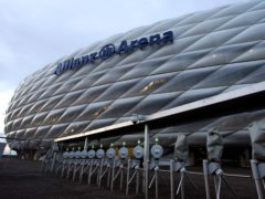 The Allianz Arena will not be changing colour (Nick Potts/PA)