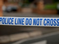 The victim was found dead at a home in Slough (Peter Byrne/PA)
