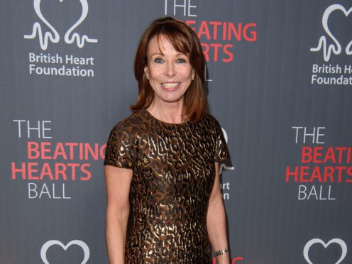 Sky News presenter Kay Burley has said she was an 'idiot' over the Covid rules breach that landed her a six-month suspension (Matt Crossick/PA)