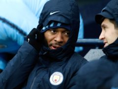 Raheem Sterling was 'not happy' to with his lack of playing time last season (Martin Rickett/PA)