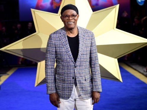 Samuel L Jackson will receive an honorary Oscar ahead of next year's ceremony, the Academy has announced (Ian West/PA)