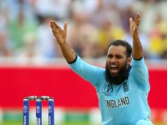Adil Rashid is pleased that men and women's games will be staged together during The Hundred (Nigel French/PA)