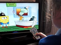 UK advertising rules contain scheduling restrictions designed to reduce children's exposure to ads for age-restricted products (Peter Byrne/PA)