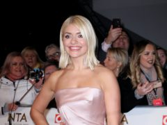 Holly Willoughby (Isabel Infantes/PA)