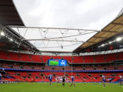 The Challenge Cup final will be played in front of 50 per cent capacity (Mike Egerton/PA)