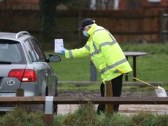 Authorities in Kent have announced a two-week testing blitz in Canterbury after the emergence of the Indian strain of Covid-19 (Andrew Matthews/PA)