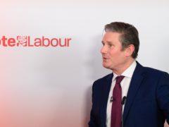 Labour leader Sir Keir Starmer (Leon Neal/PA)