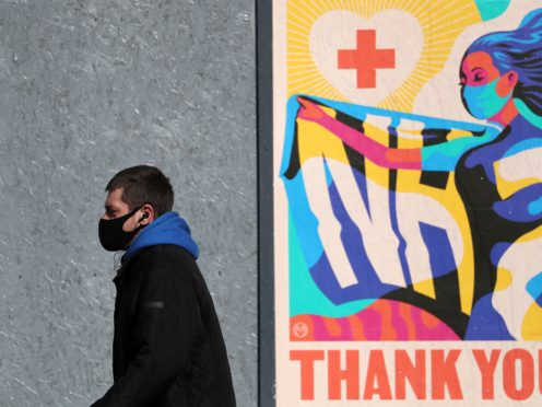 The statistics were released on Saturday (Andrew Milligan/PA)