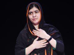 Nobel Peace Prize winner Malala Yousafzai has been threatened (Joe Giddens/PA)
