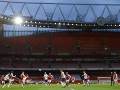 Empty stadia hit Premier League finances (Julian Finney/PA)