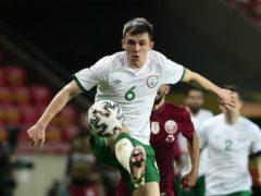 Republic of Ireland midfielder Jason Knight is not giving up on his World Cup hopes (Trenka Attila/PA)