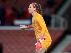 England goalkeeper Karen Bardsley has an injury (Mike Egerton/PA)