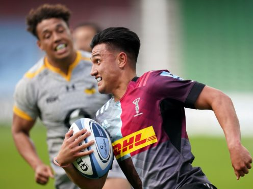 Harlequins fly-half Marcus Smith is targeting an appearance at Twickenham (Adam Davy/PA)
