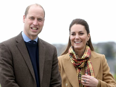 William and Kate will attend the G7 leaders reception on Friday (Chris Jackson/PA)