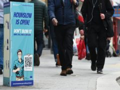 The reopening of high streets will increase competition for B&M, analysts said. (Kirsty O'Connor/PA)