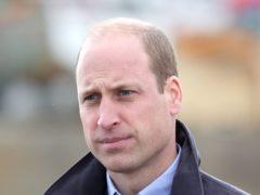 The Duke of Cambridge (PA)