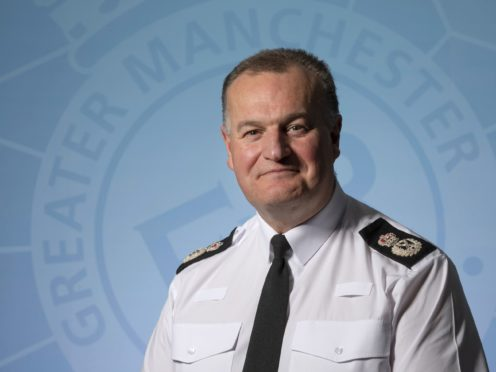 Stephen Watson, who has been sworn in as Chief Constable of GMP (GMP)
