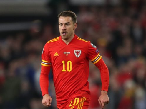 Aaron Ramsey has been declared fit for Wales' opening Euro 2020 game against Switzerland (Nick Potts/PA)