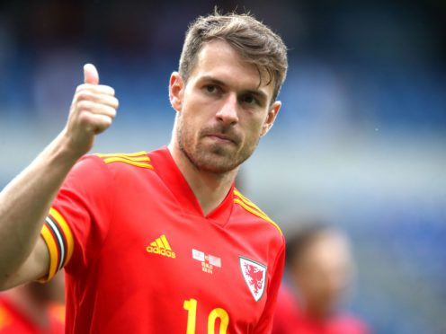 Aaron Ramsey missed Wales training on Thursday but says he will be fit for the Euro 2020 opener against Switzerland (Nick Potts/PA)