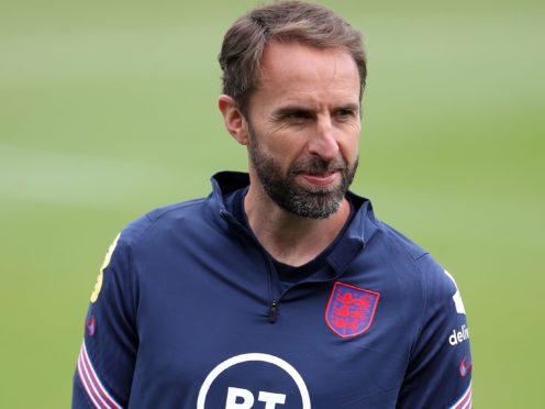 England manager Gareth Southgate is preparing for Croatia (Nick Potts/PA)