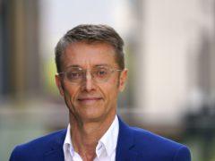 Professor Peter Horby (Steve Parsons/PA)