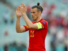 Wales captain Gareth Bale is hoping to silence the partisan Turkish support in Baku on Wednesday (PA)