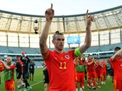Gareth Bale praised Wales for their resilience after drawing 1-1 with Switzerland in their opening Euro 2020 game in Baku (Dan Mullan/AP)