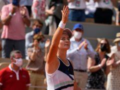Barbora Krejcikova is the French Open champion (Michel Euler/AP)