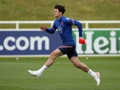 Harry Maguire will be involved for England against Scotland on Friday night (Nick Potts/PA)