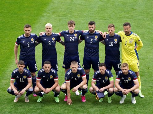 Scotland know what they have to do to qualify on Tuesday (PA)