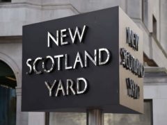 Accusations of 'institutional corruption' have been denied by a senior Scotland Yard police officer (Kirsty O'Connor/PA)