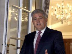 Northern Ireland Secretary Brandon Lewis (David Young/PA)