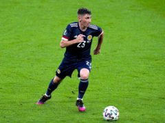 Billy Gilmour was named man of the match for Scotland (Mike Egerton/PA)