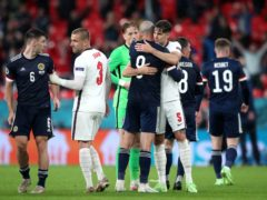 England and Scotland drew nil-nil (Nick Potts/PA)