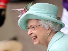 The Queen at Ascot (David Davies/PA)