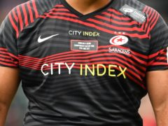 Castore will be the new kit makers for Saracens (Ashley Western/PA)