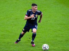 Scotland's Billy Gilmour has tested positive for Covid-19 (Mike Egerton/PA)