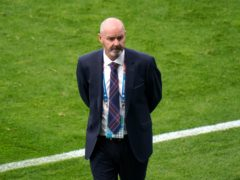 Steve Clarke has promised Scotland will bounce back (Jane Barlow/PA)