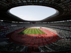 Spectators will be in line for a very different experience at the Tokyo 2020 Olympics (Shuji Kajiyama/AP).