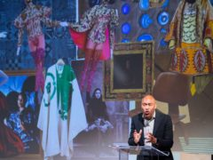 Director of V&A East Gus Casely-Hayford unveils his vision for the project (Dominic Lipinski/PA)
