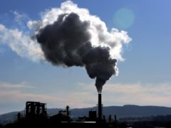 Emissions have not fallen in line with targets (Owen Humphreys/PA)